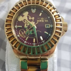 Invicta Mickey Mouse watch....